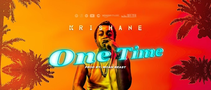 MUSIC:Krishane- One Time