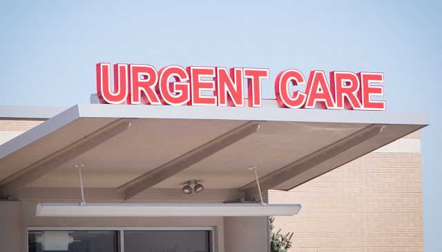 most common reasons patients visit urgent care centers emergency room hospitals