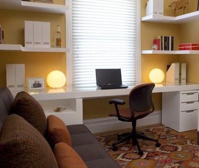 ruang kerja pribadi