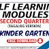 ADM SELF LEARNING MODULES Q2 KINDERGARTEN