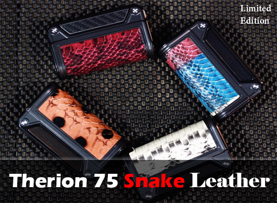 Therion 75 Limited Edition Snake Series