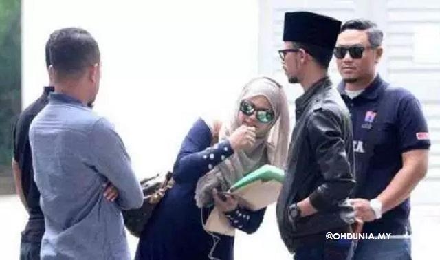 Zila Seeron Mohon Maaf Pada Semua, Mohon Pembelaan Kes Nusyuz