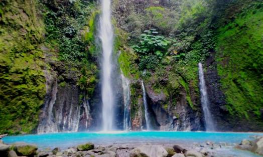 Destinasi Wisata Curug bandung Raya Bogor