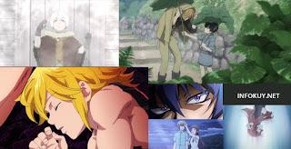 Anime Supernatural Terbaru dan Terbaik