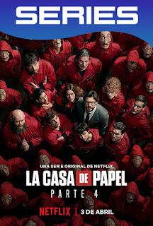 La Casa De Papel Temporada 4 Completa HD 1080p Castellano