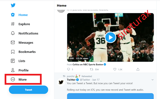 enable and disable geolocation on Twitter