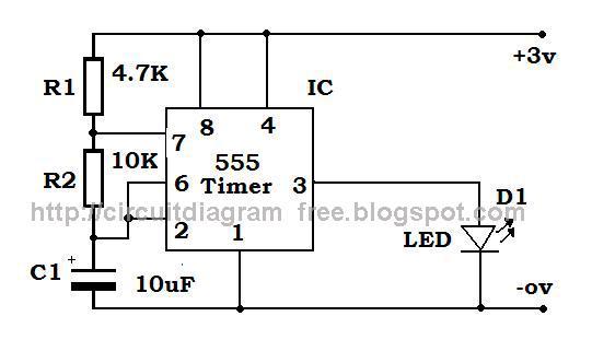 electronic circuit diagrams lb1403n ic vu meter