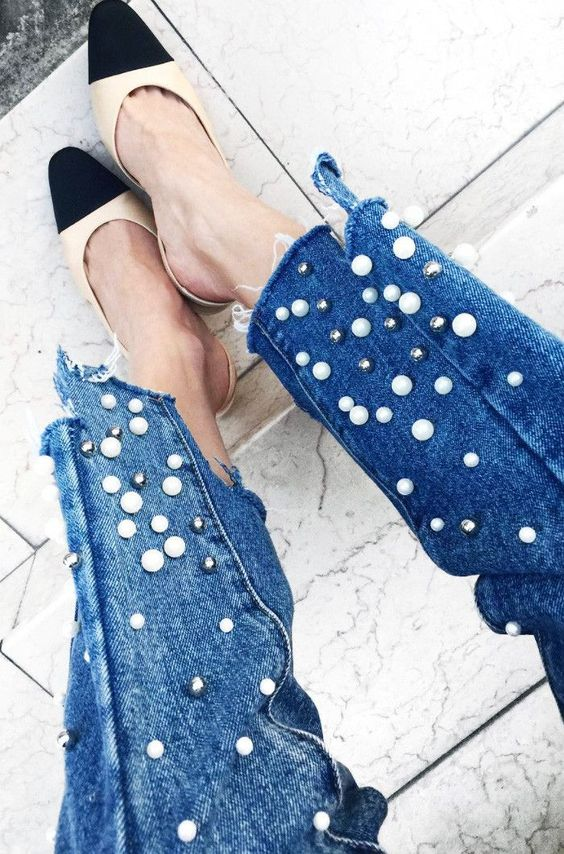 The 9 Denim Trends You'll See Everywhere in 2018