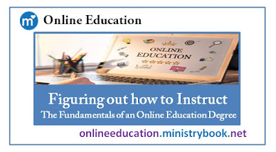 Figuring out how to Instruct - The Fundamentals of an Online Education Degree