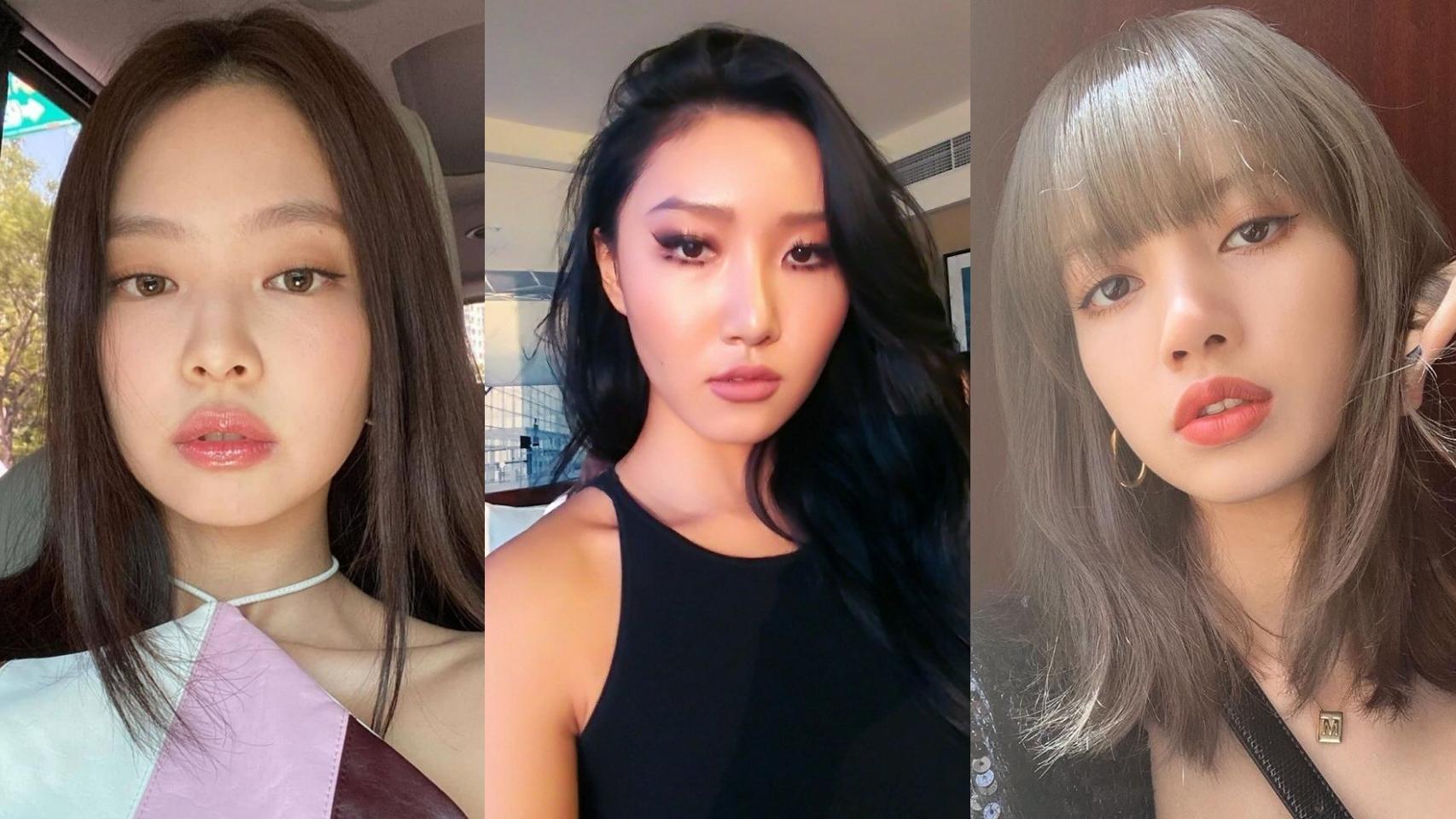 K-Pop Girl Group Members' Brand Reputation Ranking in November 2020