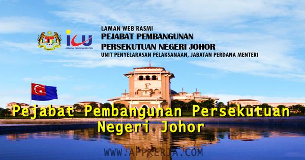 Pejabat Pembangunan Persekutuan Negeri Johor