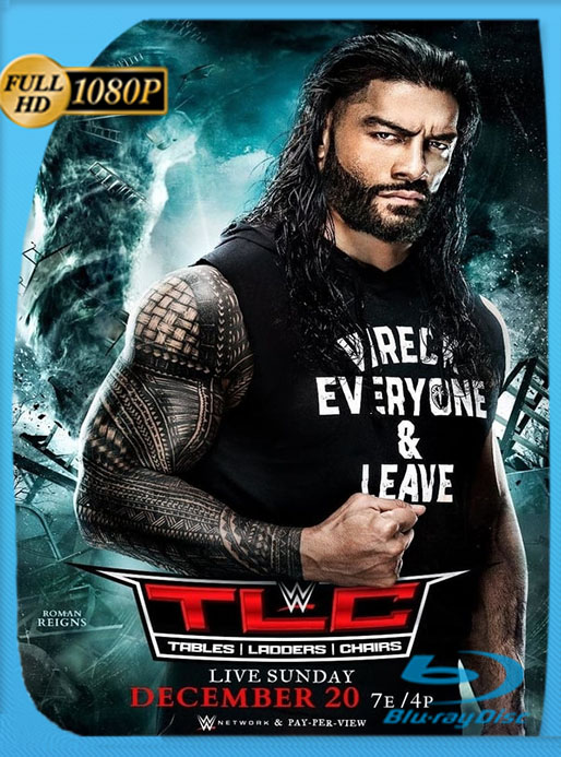 WWE: TLC – Tables Ladders y Chairs (2020) 1080p WEB-DL Latino [GoogleDrive] [tomyly]