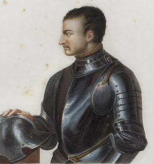Giovanni dalle Bande Nere: a portrait by an unknown artist