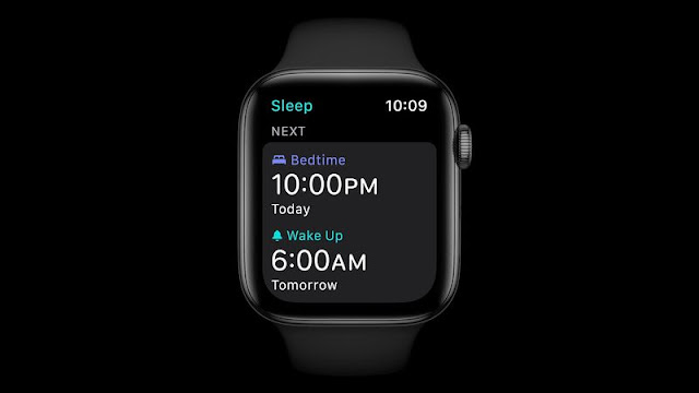 Apple Watch is adding sleep tracking feature & a  rebranded Fitness app