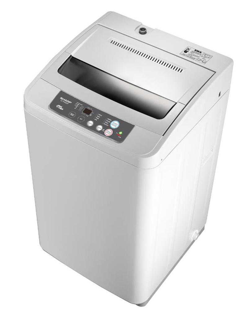 Sharp Top-Load Automatic Washing Machine