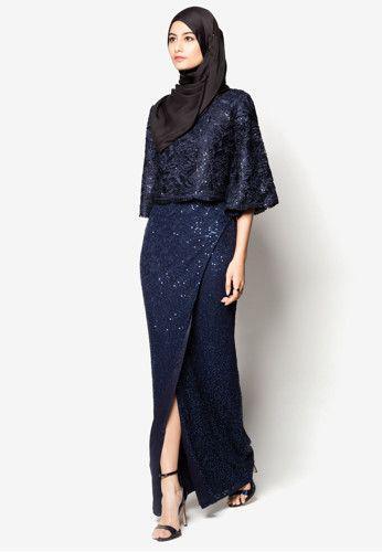 Tips Fesyen Dress Dinner Untuk Muslimah
