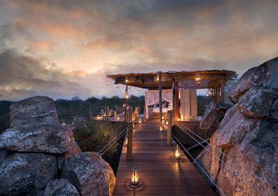 Lions Sand South Africa, Urlaub