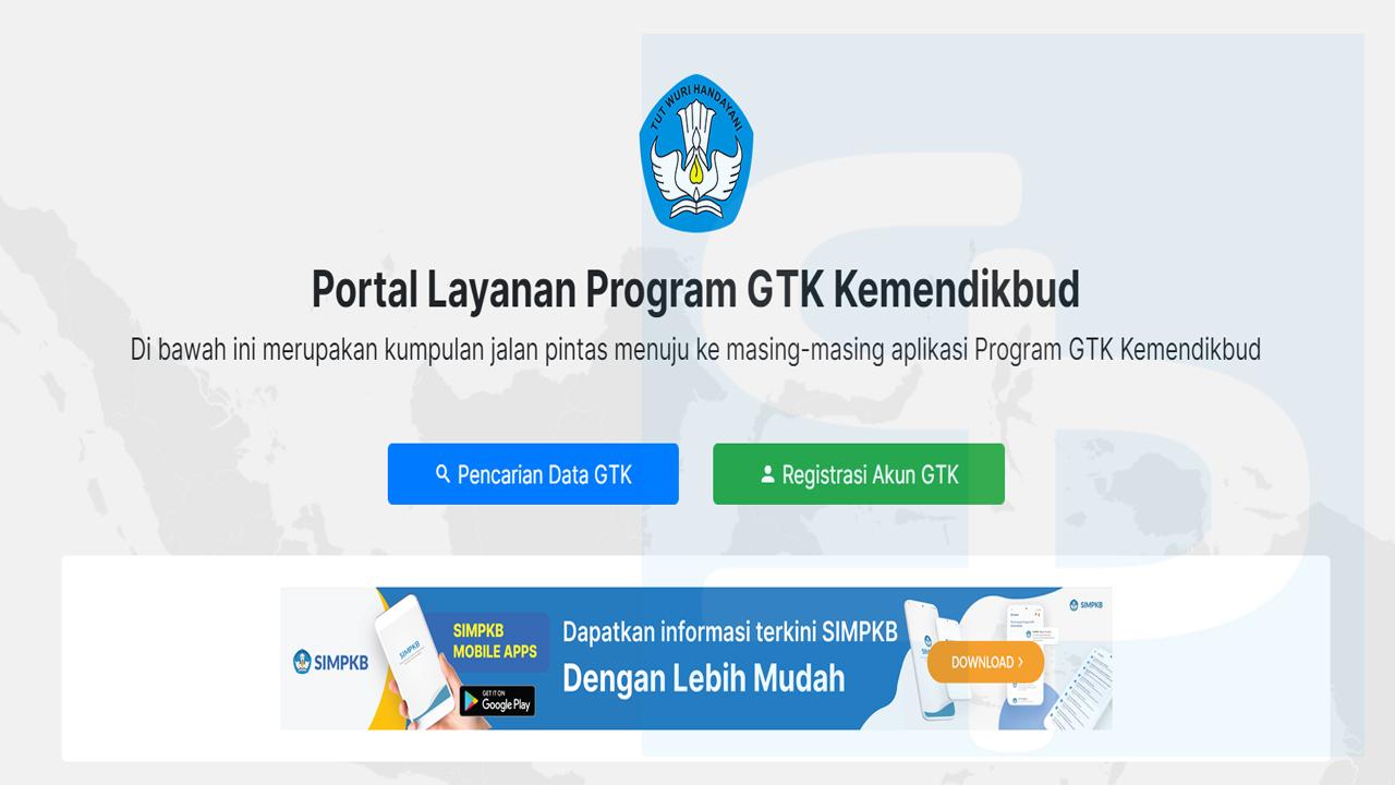 Integrasi belajar id dengan simpkb