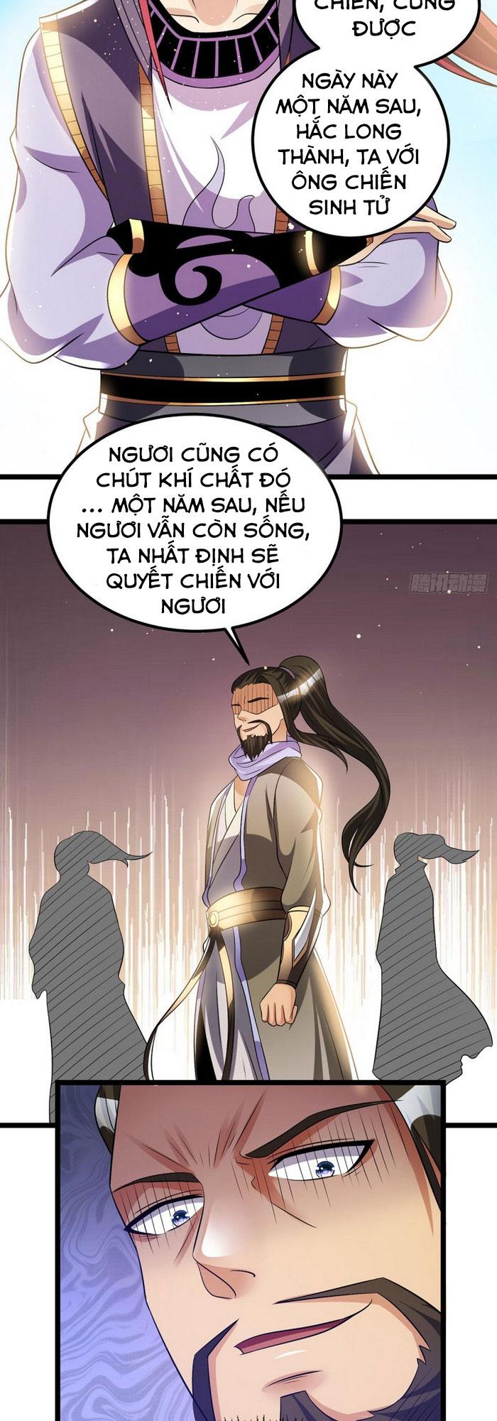 Tiên Vương Trùng Sinh chap 180 - Trang 4