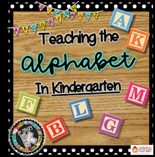 alphabet-in-kindergarten