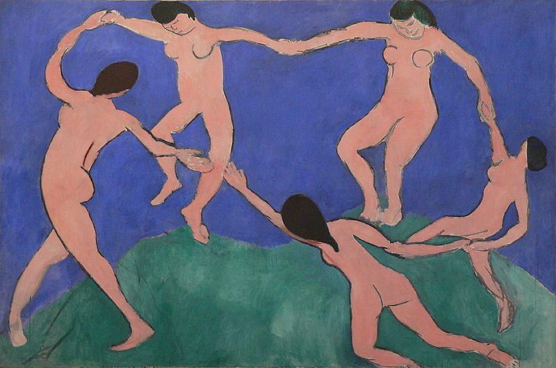 Matisse ~ Suas 5 principais pinturas