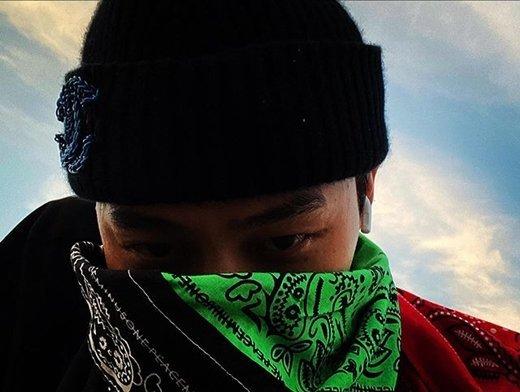 G-Dragon Gaho olayından sonra ilk defa gönderi attı