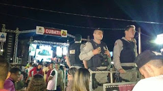 9º BPM Garante segurança ao 26º Supercross de Cubati