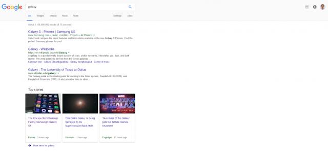 تغيير ,في نتائج ,مظهر, بحث ,جوجل, Google, بي تحسين ميزة,  Top stories