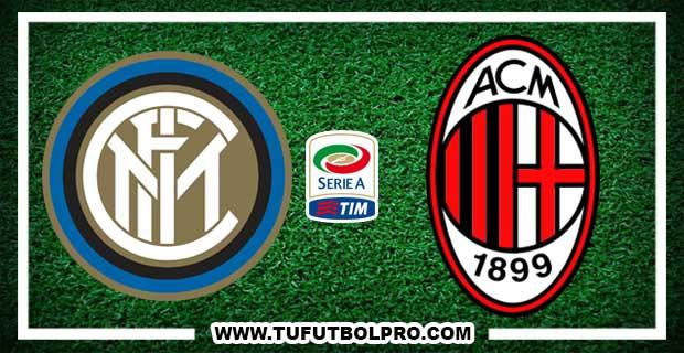 Ver Inter vs Milán EN VIVO Por Internet Hoy 15 de Octubre 2017