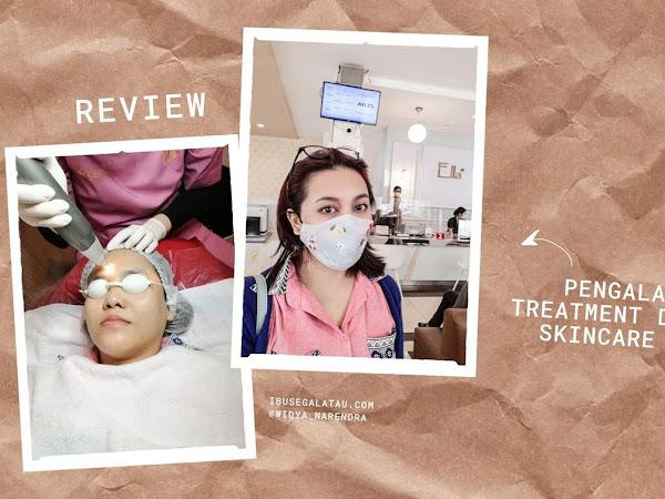 Review : Pengalaman Treatment di Ella Skincare Solo