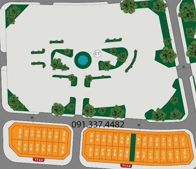 Giá bán Dự án Calyx Residence 319 Bộ Quốc Phòng Uy Nỗ Đông Anh Hà Nội