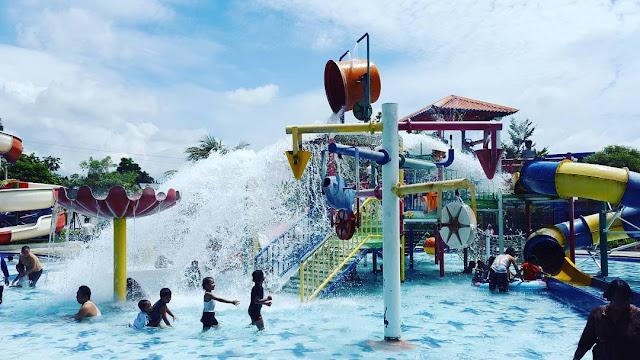 Wahana dan Fasilitas Siantar Waterpark Sumatera Utara
