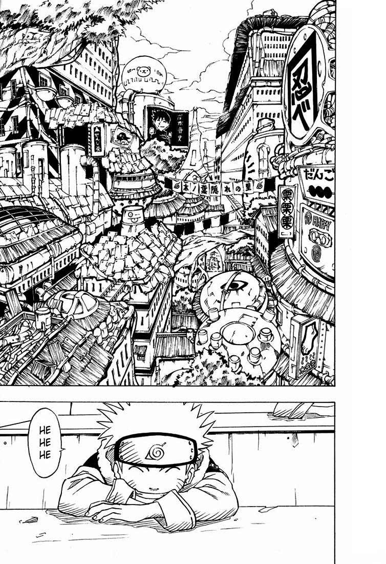 WORLDKOMIK 3 Naruto 003   Uchiha Sasuke