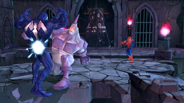 Imagem do Spider-Man: Friend or Foe