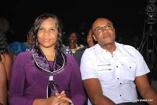 Meet Saint Obi's Children - Sons, Daughter, Wife, Lydia Saint-Nwafor 3
