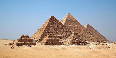 Sejarah Piramida Giza dan Sphinx Mesir