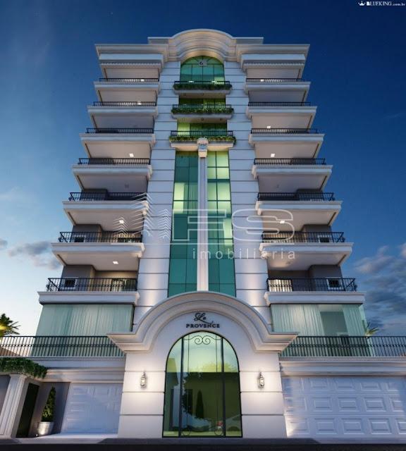 LA PROVENCE - Porto Belo - Apartamento 3 dormitórios