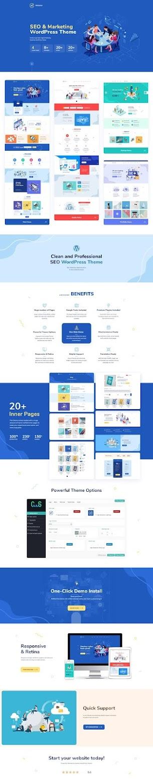 MetaMax 1.0.5 - Chủ đề WordPress SEO và Tiếp thị FREE DOWNLOAD | Link nitroflare