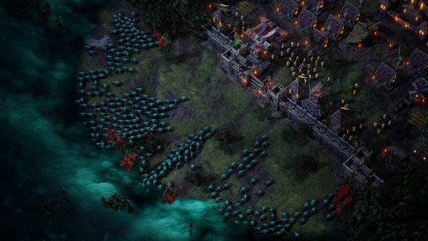 New dark strategy Age of Darkness: Final Stand