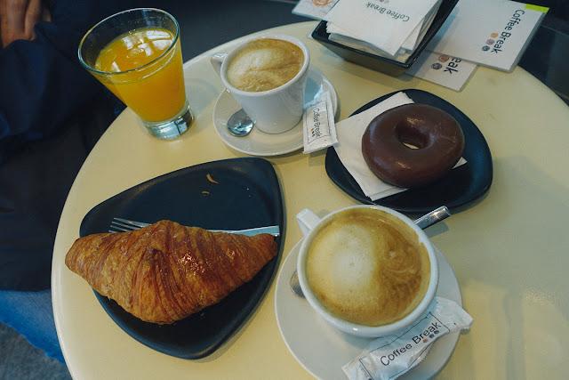 コーヒー・ブレイク・ドノスティ(Coffee Break Donosti)