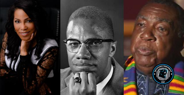 Ilyasah Shabazz, filha do Malcolm X e A. Peter Bailey, amigo pessoal falam sobre a vida e legado do Malcolm X