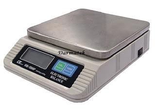 Darmatek Jual Lutron GM-1500P Digital Balance, 0.05 g. resolution