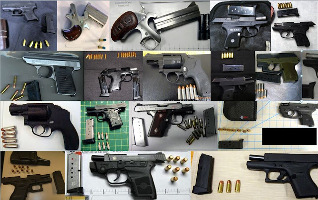 Discovered 68 firearms image