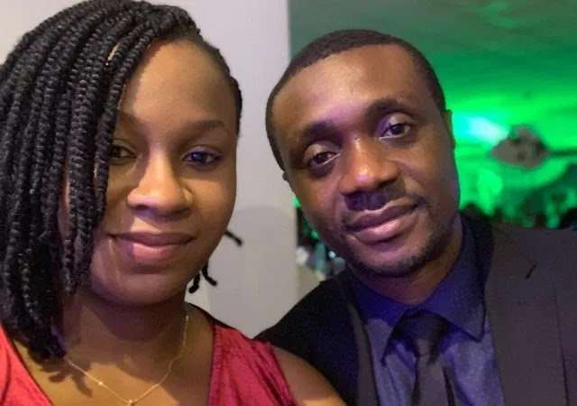 Nathaniel Bassey and Wife Celebrates 8th wedding Anniversary