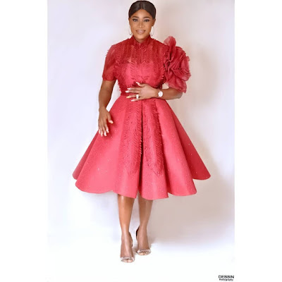Mercy Johnson fashion and style looks latest