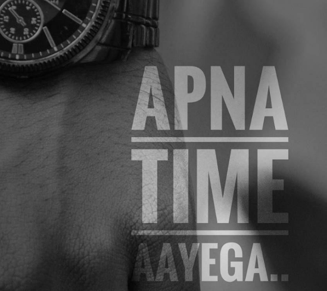 Apna Time Aayega HD Wallpaper