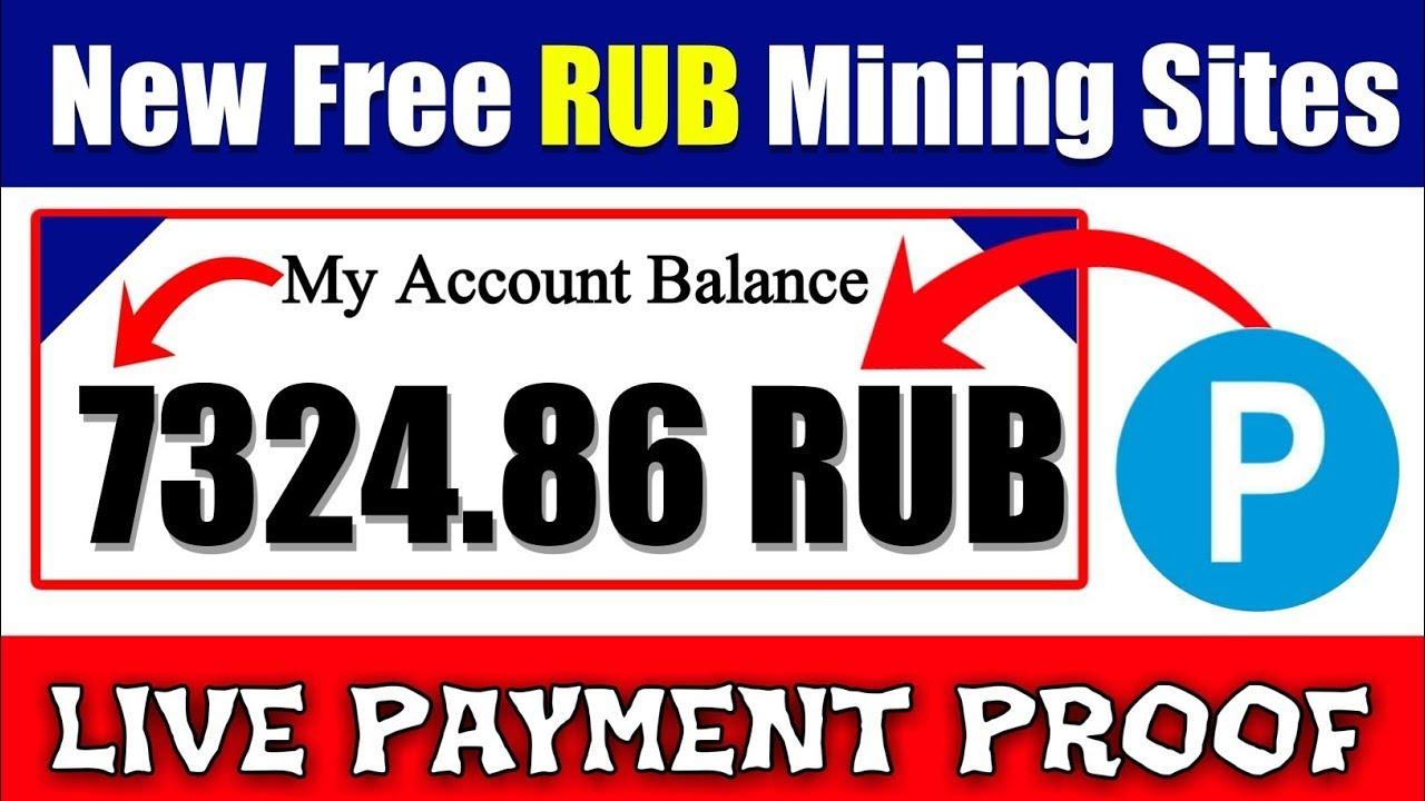 Situs Mining RUBEL/RUBLE No Depo 2021 | Crypto Nias