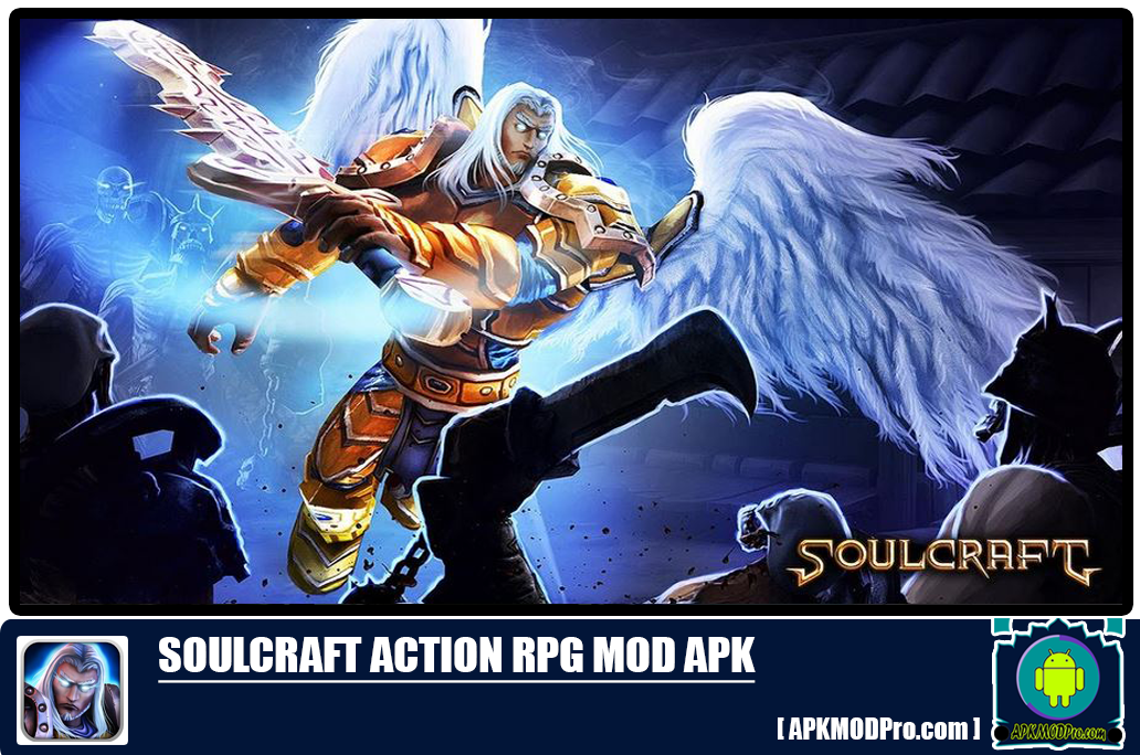 SoulCraft Action RPG MOD APK 2.9.7 [Unlimited Money/Gold/Coins]