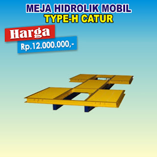 Meja Hidrolik-H Catur