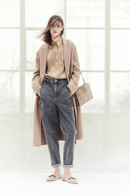 Brunello Cucinelli Photoshoot at Milan Fashion Week Fall Winter 2021 by Kelly Fountain New York Fashion Blogger